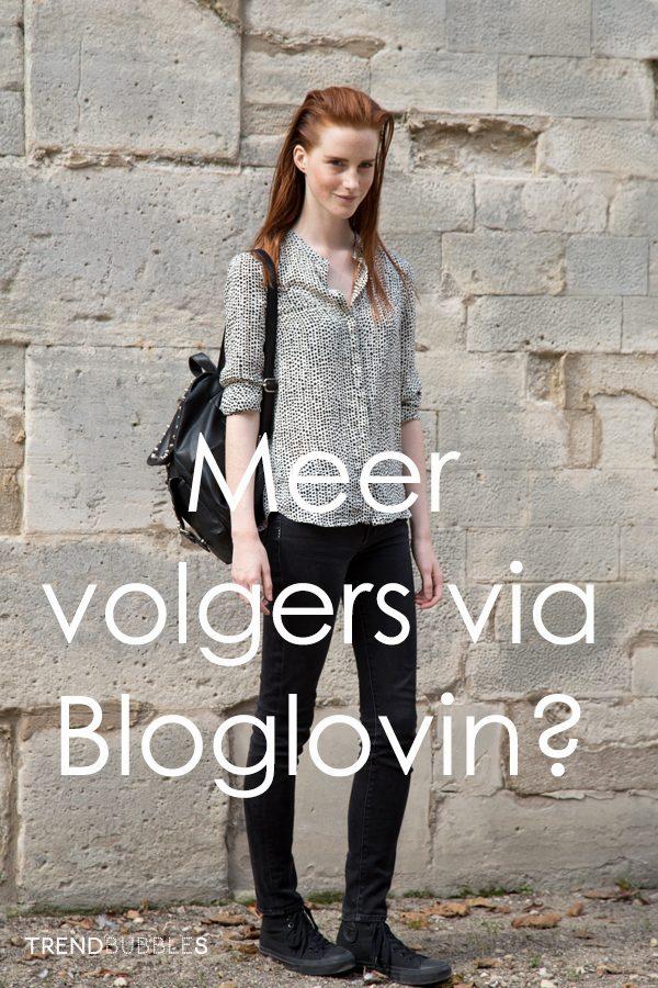 meer volgers bloglovin