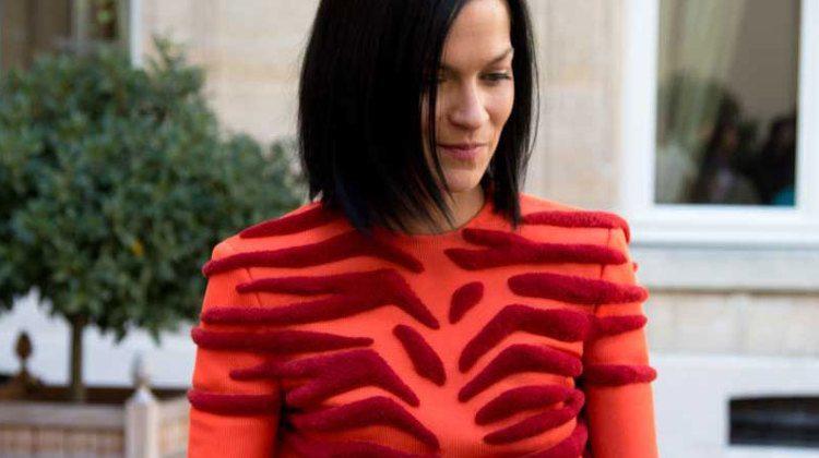 Paris Fashion Week: Street Style Celebs