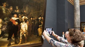 Hallelujah: the Rijksmusuem as a place for inspiration
