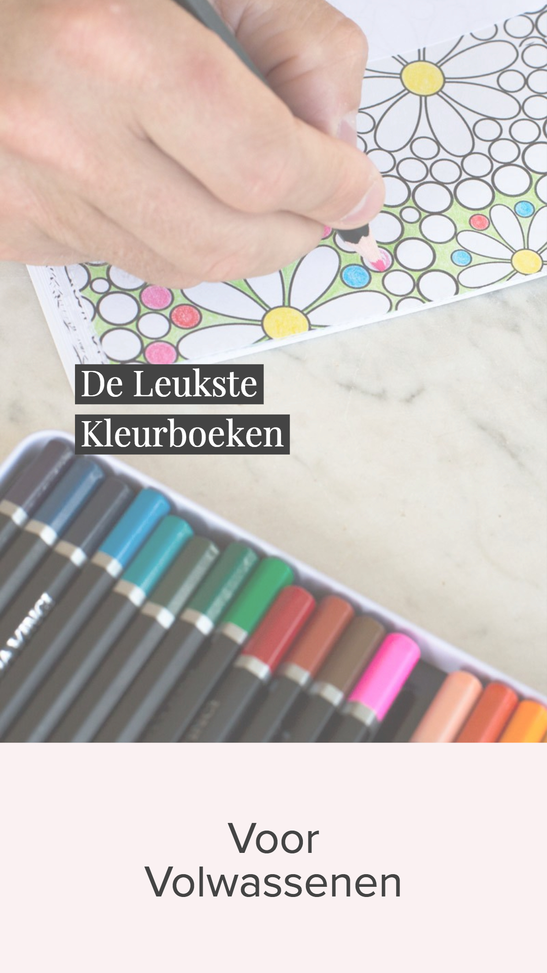 Kleurplaten Volwassenen Waarom.De Leukste En Mooiste Kleurboeken Voor Volwassenen