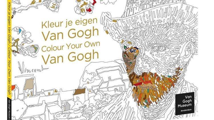 De nieuwste kleurboeken voor volwassenen
