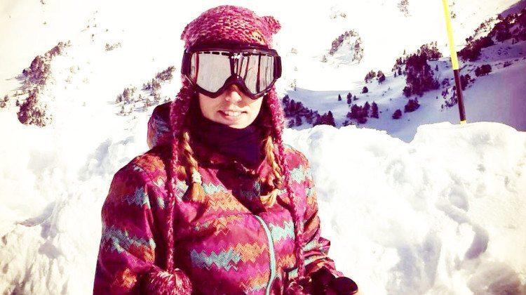 Marsala rood in de skimode van 2015