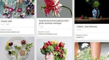 Pinterest moodboard Hoe maak je een moodboard