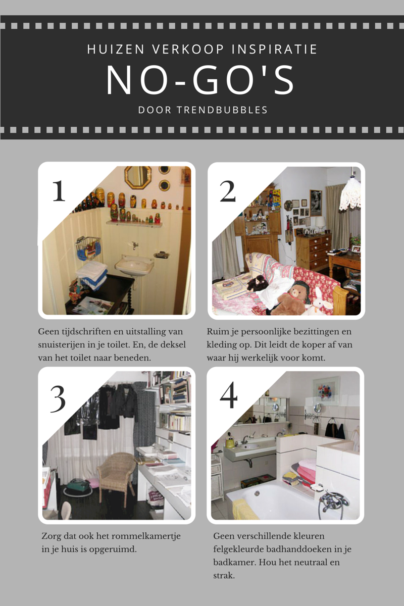 Verkoop tips voor je huis