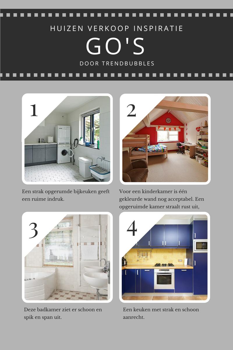 125 tips om je huis beter te verkopen trendbubbles for Huis aantrekkelijk maken voor verkoop