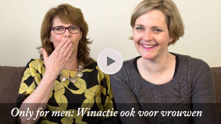 Winactie: Only for men (ook voor vrouwen)