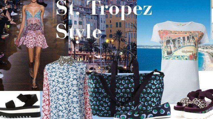 Strandmode St. Tropez Style à la Stella
