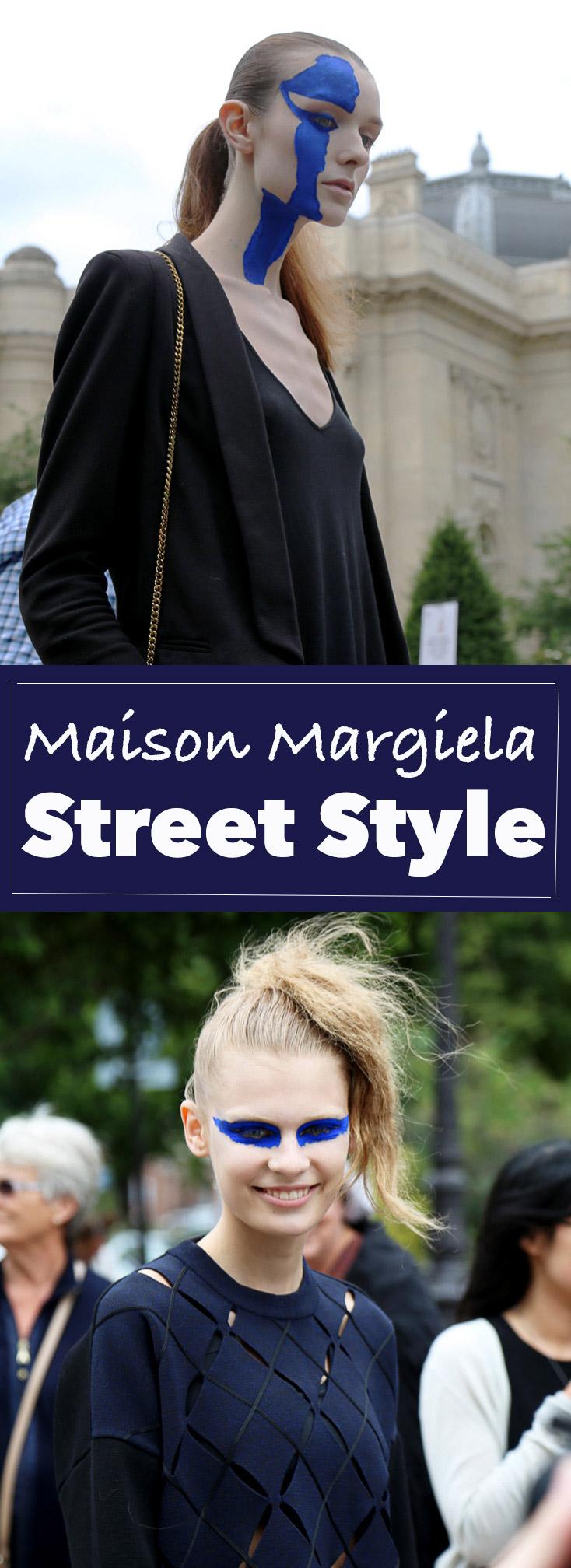 Street Style Maison Margiela