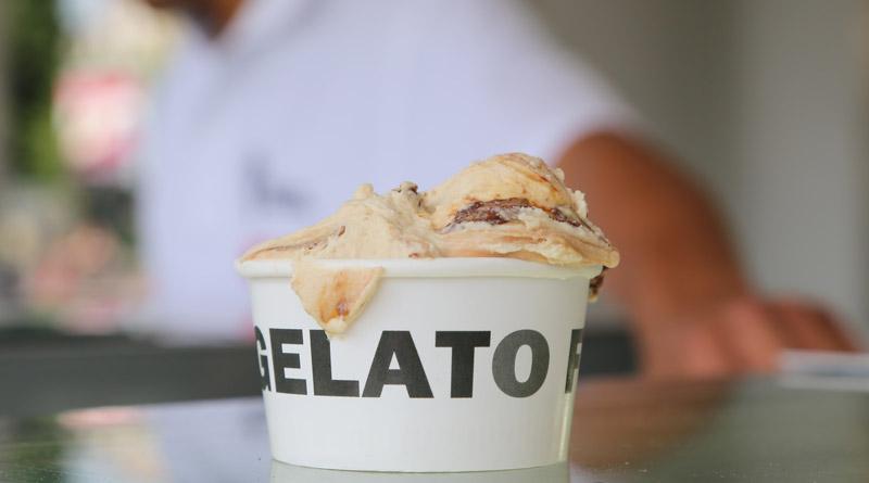 Gelato-ijs-tag