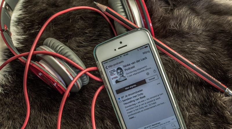 De podcast van Ninke van der leck | trendbubbles.nl