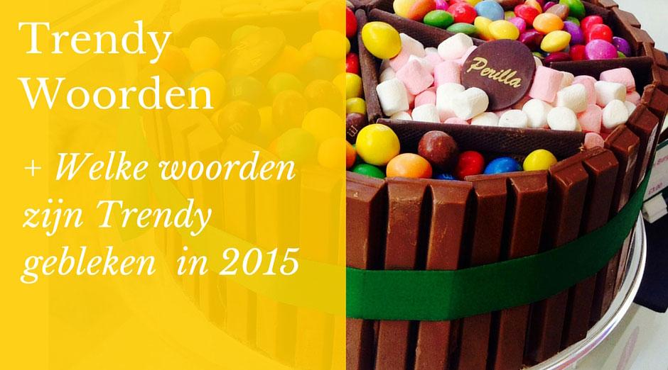Wat zijn de Trendy woorden van 2016? Dit is een podcast over Trends en Lifestyle | Trendbubbles.nl