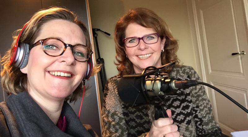 Trendbubbles Podcast interview met Nicolette boes over Multi Level Marketing | Trendbubbles.nl