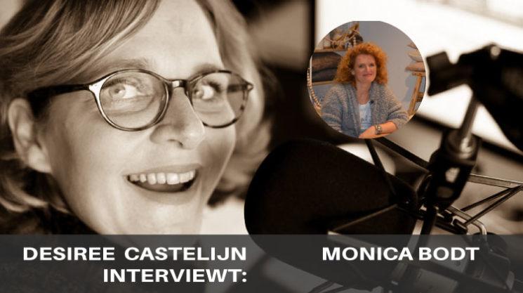 Podcast Interview Monica Bodt hoe maak je inspirerende etalages | trendbubbles.nl
