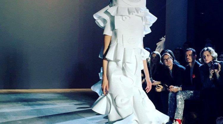 Viktor & Rolf Couture Show Parijs Spring Summer 2016