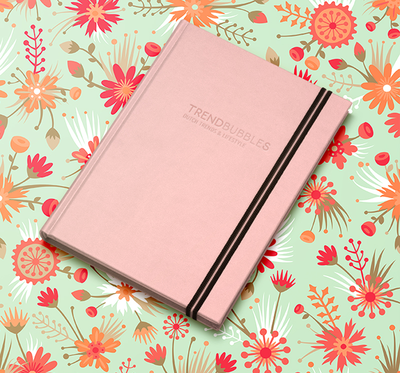 Notebook trendbubbles