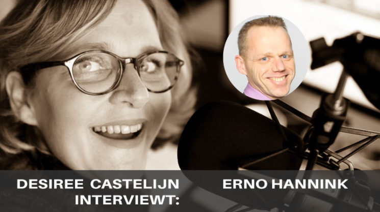 Podcast interview met Erno Hannink over iedere dag vloggen | Trendbubbles.nl