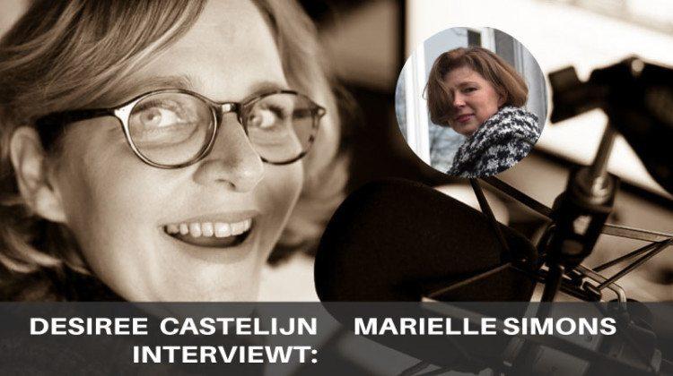 015 – Backstage interview met jazz zangeres Marielle Simons