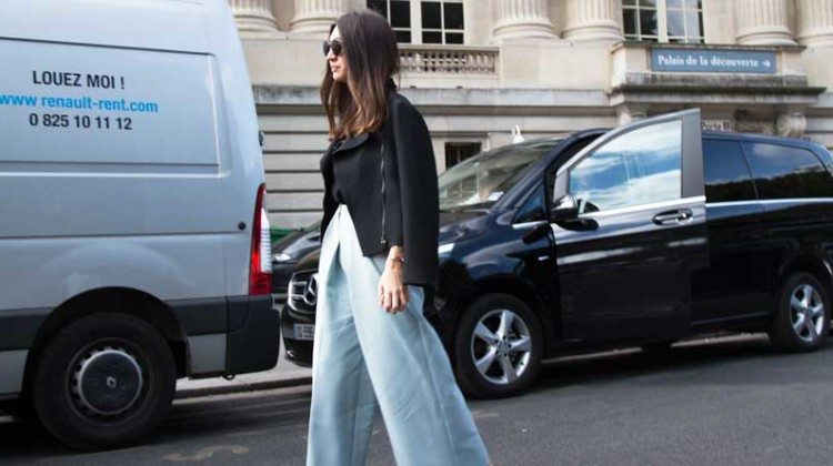 Shop the Look: Fancy Blue Pants