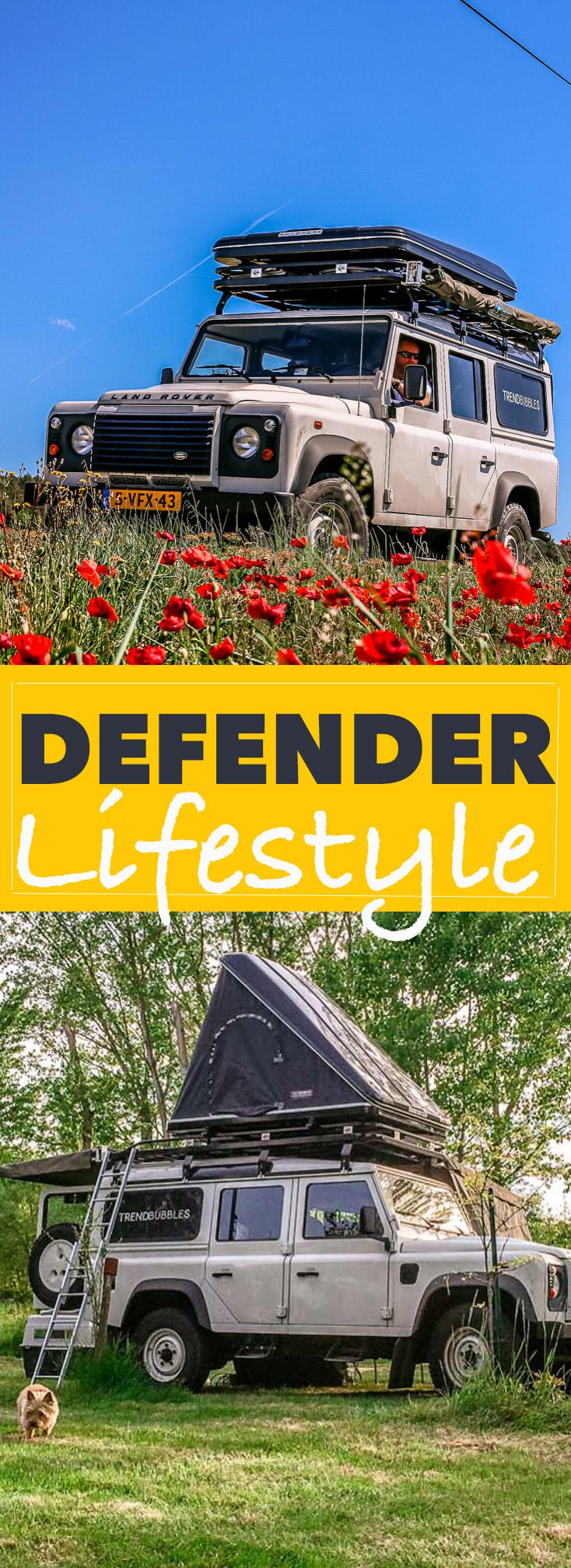 025 - Defender Lifestyle op de Bonnefooi | Trendbubbles.nl