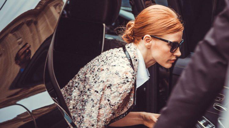 006 Parijs Street Style spotting bij Chanel