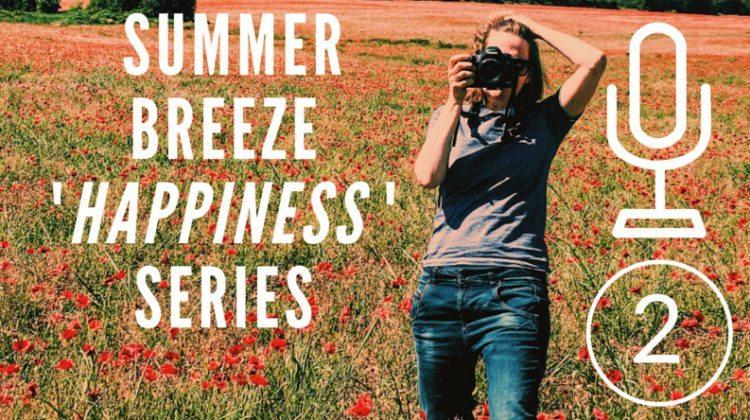 033 – Trendbubbles Summer Breeze 'Happiness' Series 2: Kleine genoegens van het leven