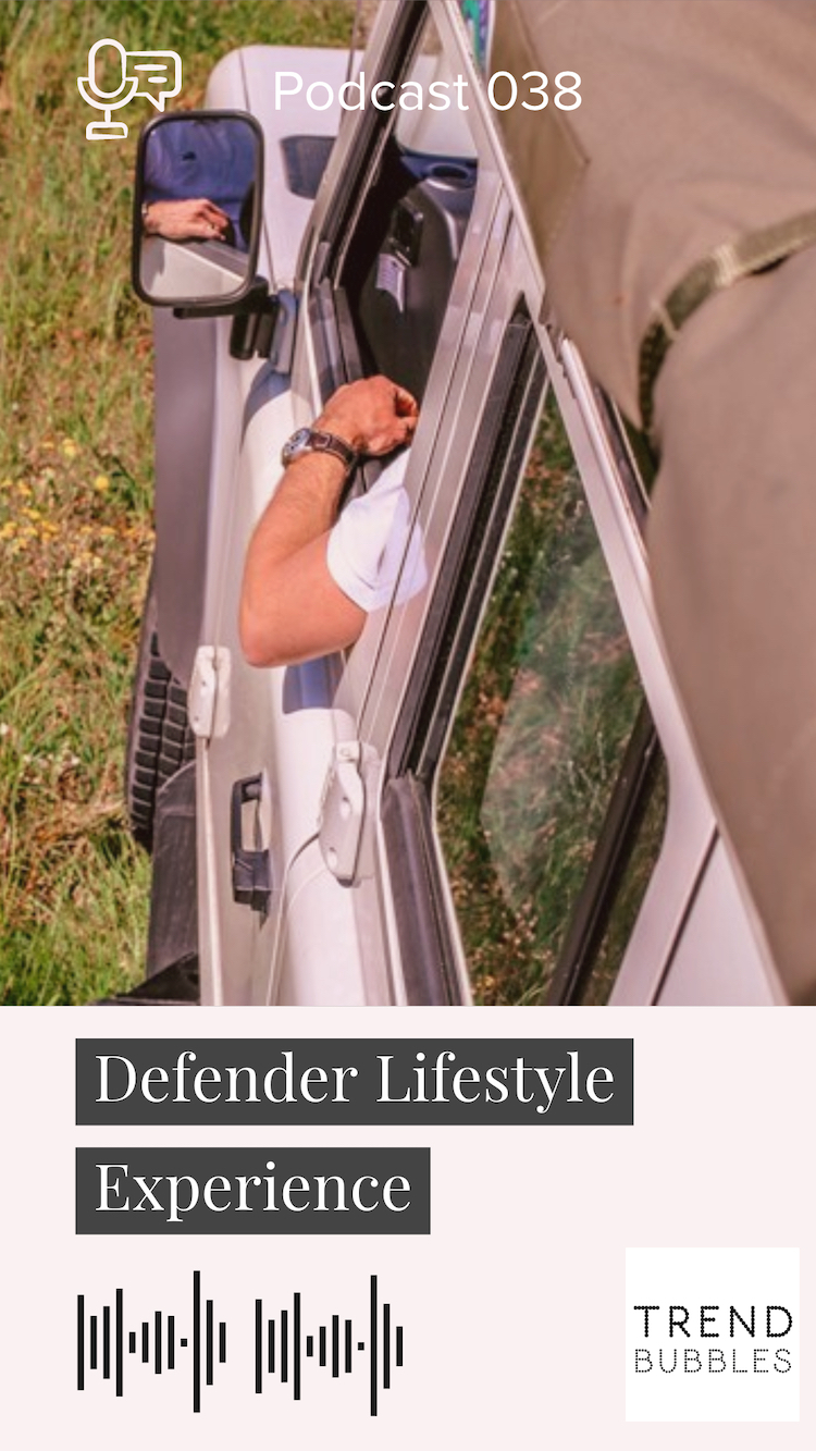 Defender Lifestyle Experience