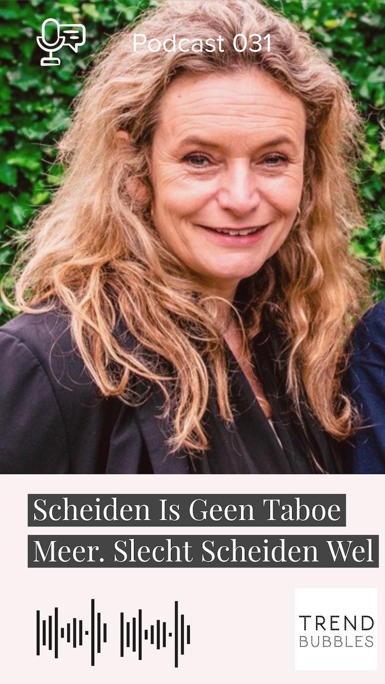 031 - Scheiden Is Geen Taboe Meer. Slecht Scheiden Wel. Interview met Denise Kentie (deel 2)