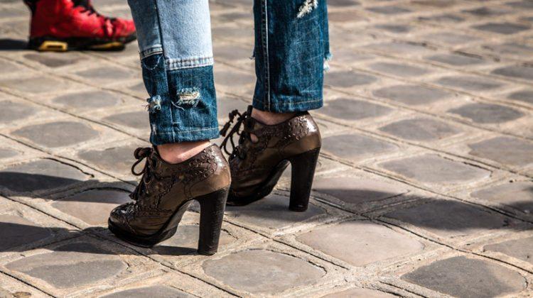 10 paar schoenen van nu