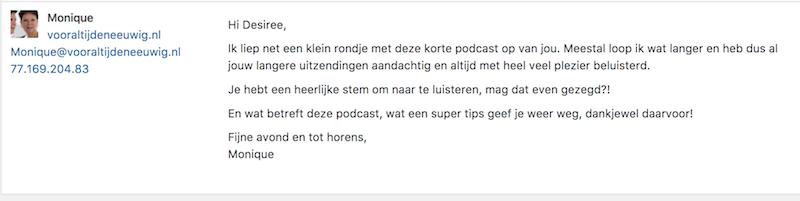 Trendbubbles podcast recensie