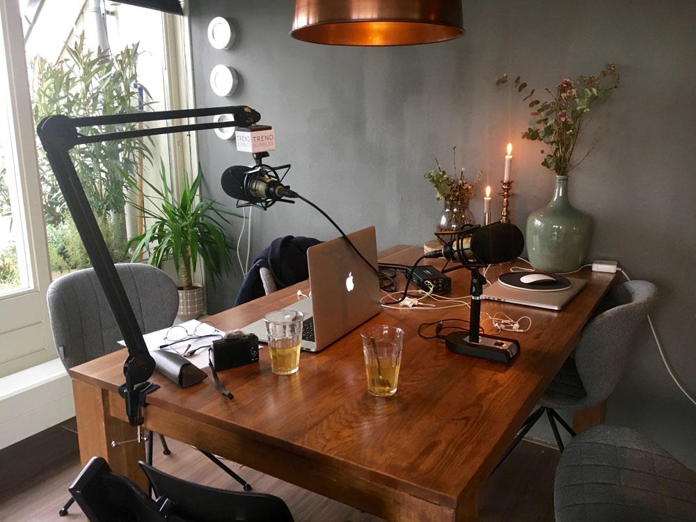 Interieur tips en trends van Susanne blogger voor Stijlvol Styling in de podcast van Trendbubbles | Trendbubbles.nl