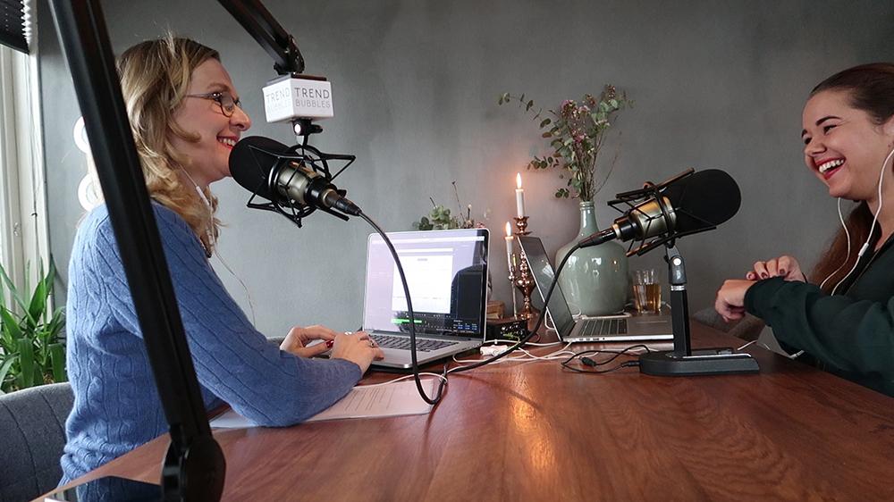 Podcast over Interieurtrends 2017 met Susanne van StijlvolStyling | Desiree Castelijn Trendbubbles Podcast