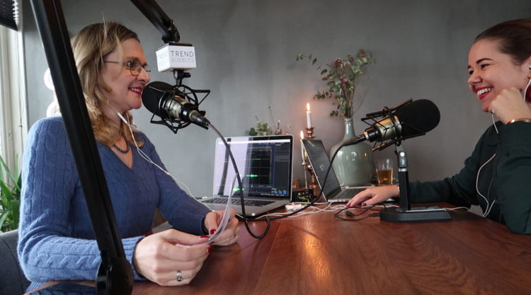 Podcast over Interieurtrends 2017 met Susanne van StijlvolStyling | Desiree Castelijn Trendbubbles Podcast