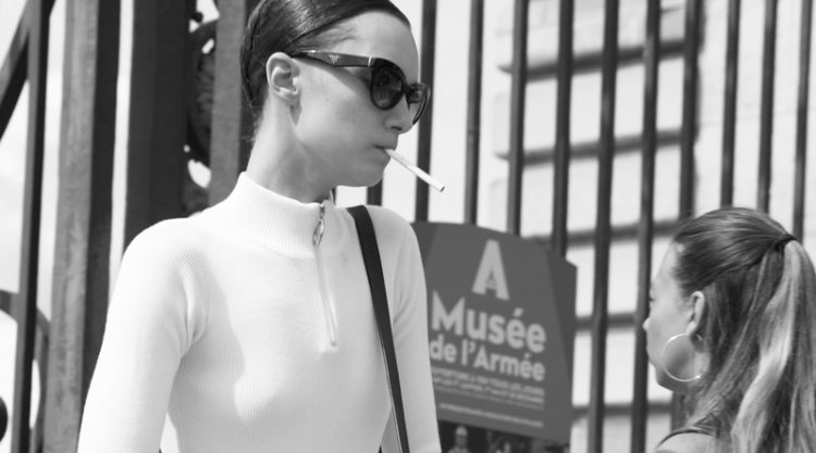 Black and white shop te look   Trendbubbles