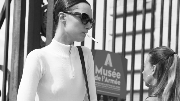 Shop the Black and White look: chique en avantgarde tegelijk
