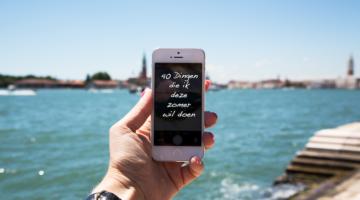 40 dingen die ik deze zomer wil doen | Trendbubbles