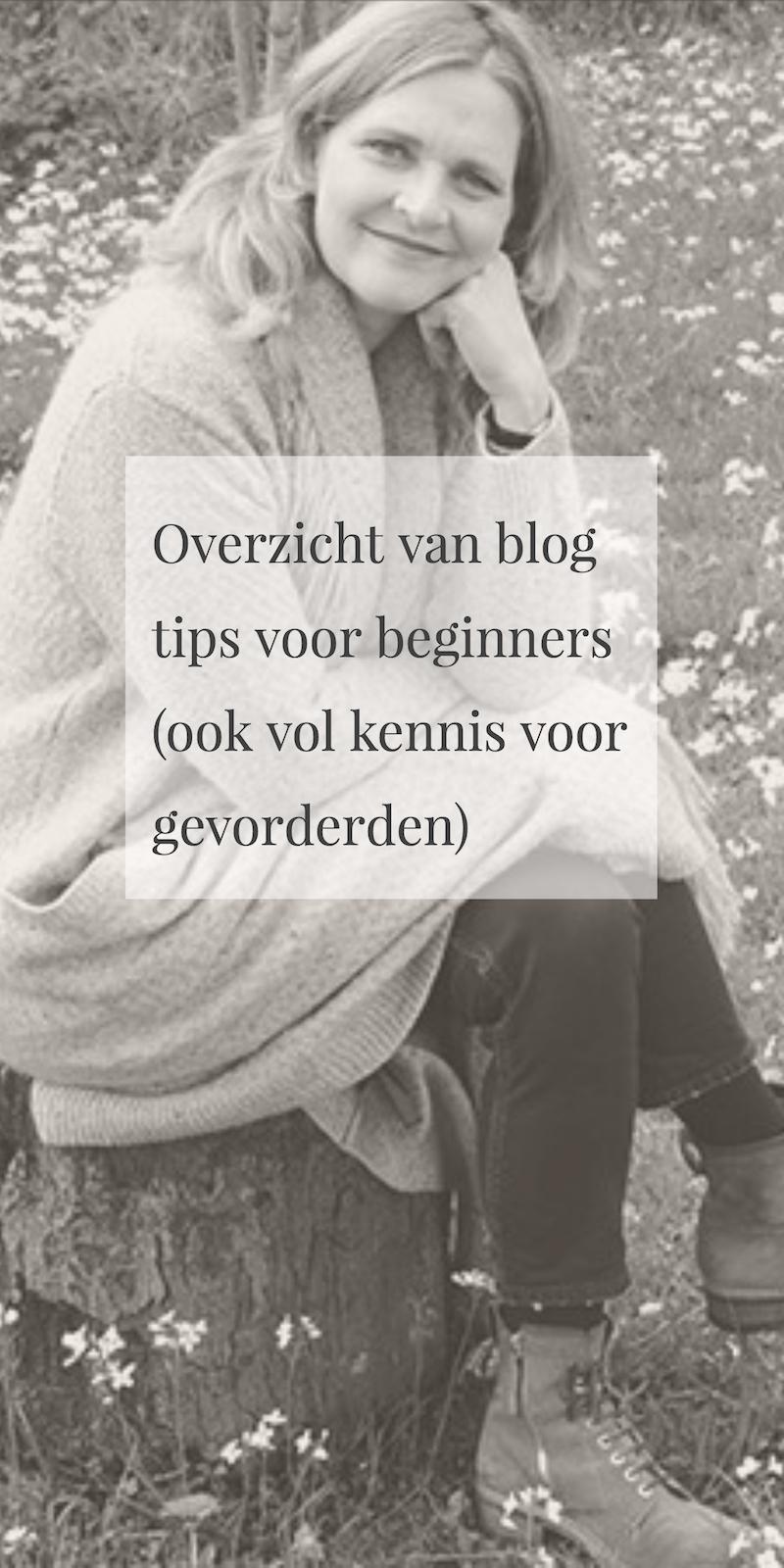 Nederlandse blogtips