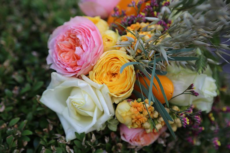 Bruidsboeket bloemen trends 2018