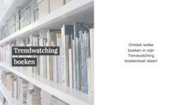 Trendwatching boeken tips