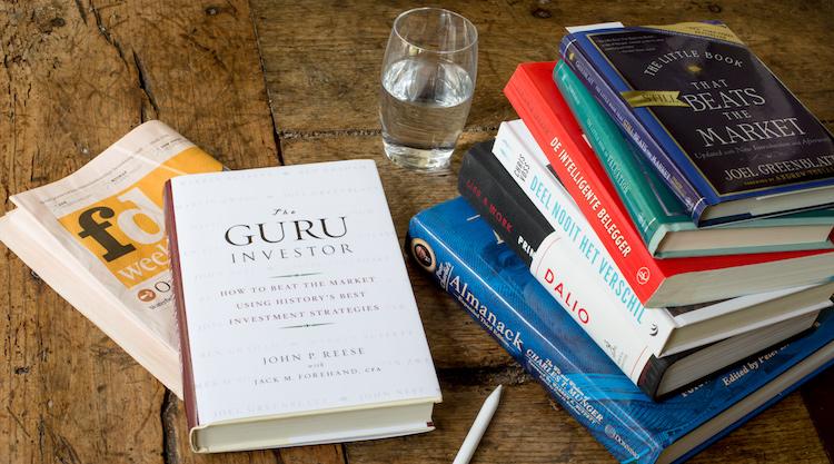 9 boeken over Beleggen die het Waard Zijn om te Lezen