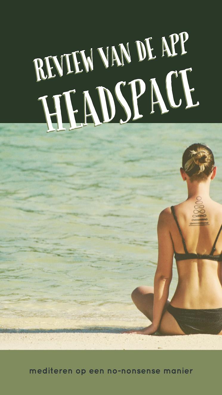 Review van de App Headspace: mediteren op een no-nonsense manier