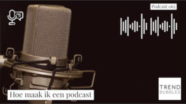 Hoe maak ik een podcast