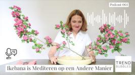 Ikebana is Mediteren op een Andere Manier
