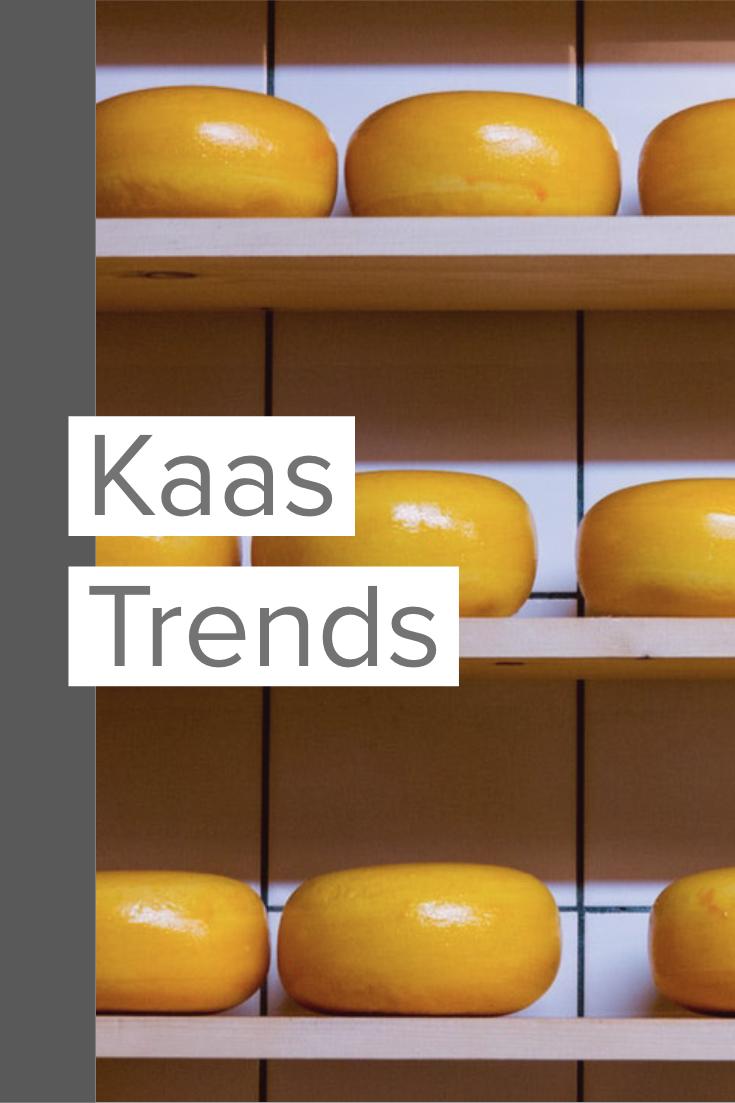 Trends in Kaas. Mensen eten steeds minder brood, en dus ook minder kaas als broodbeleg. Ik vroeg mij af of kaas op zijn retour is. Daarom dit trendonderzoek naar kaas.