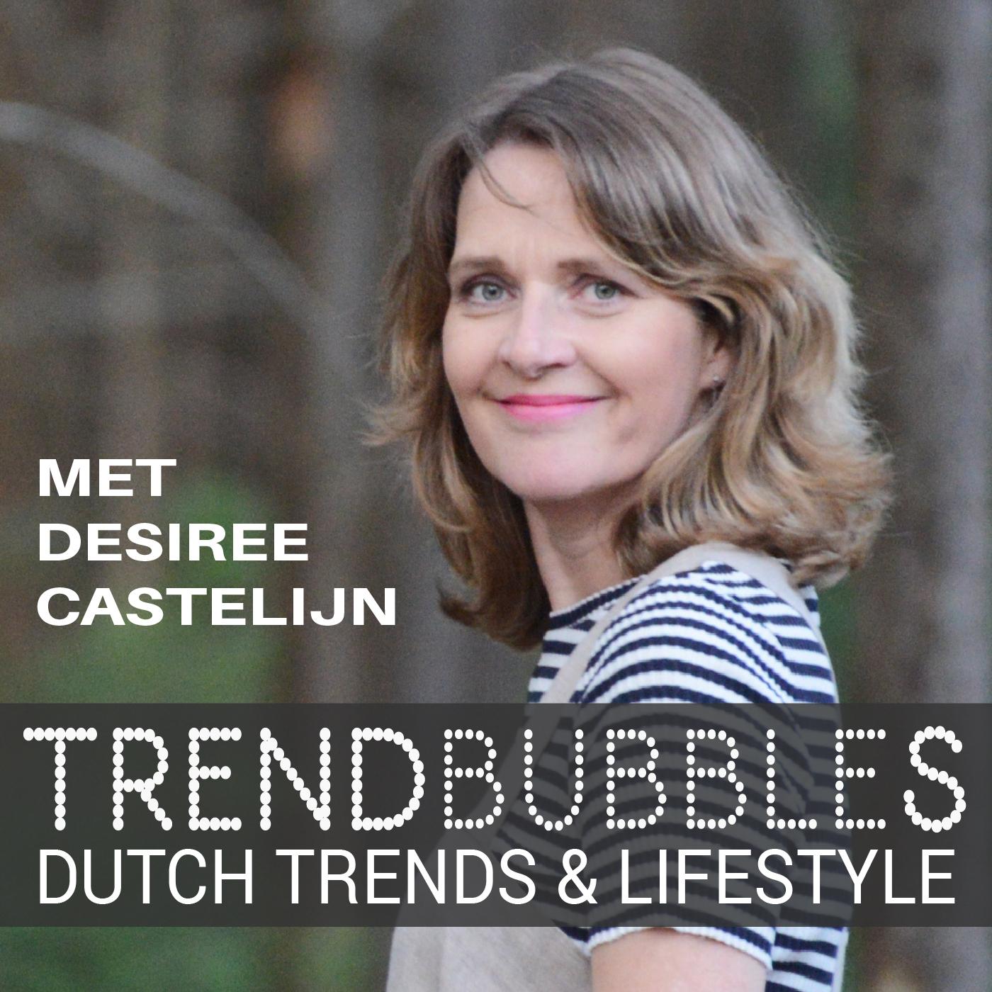Trendbubbles Podcast logo