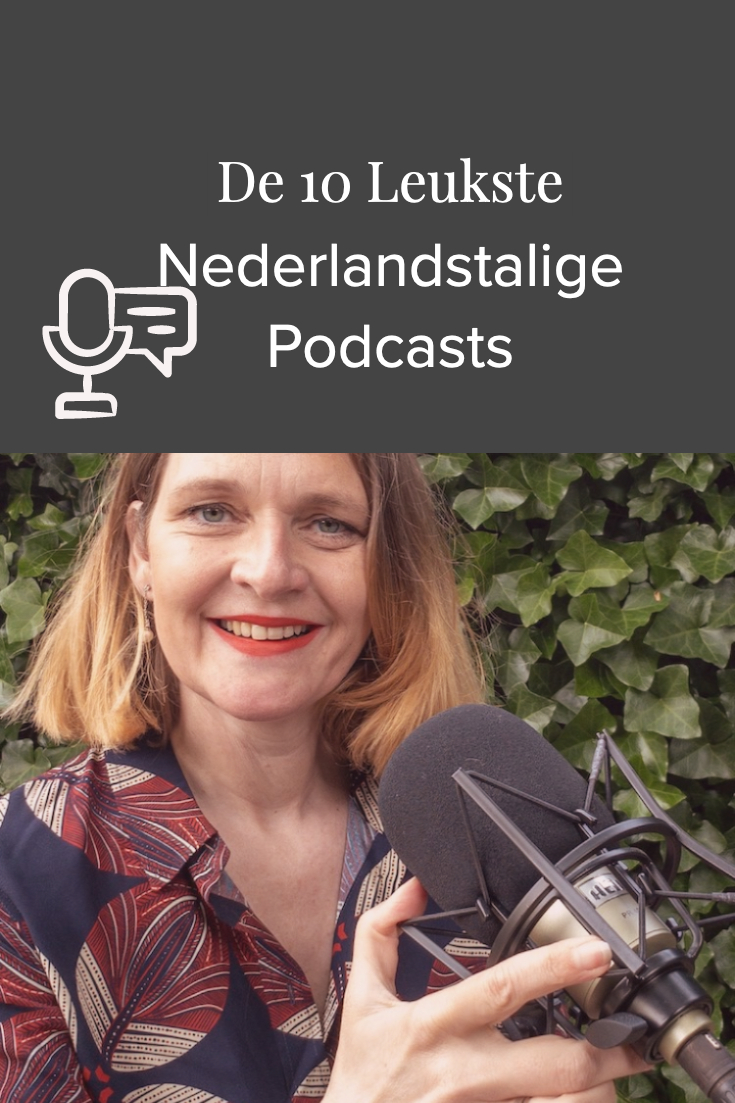 10 leukste Nederlandstalige Podcasts