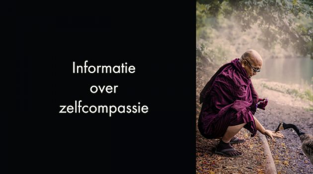 informatie over zelfcompassie